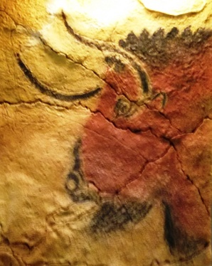 Bisonte. Cueva de Altamira (España), 12,5 Ka.