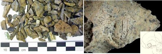 Yacimiento neandertal Buran-Kaya: herramientas y marcas de corte