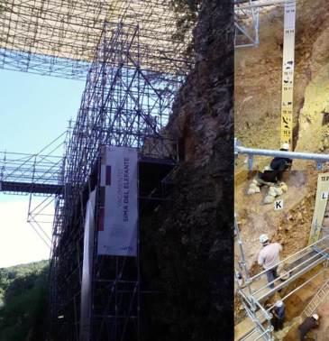Atapuerca, Sima del Elefante