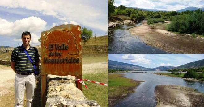 Río Lozoya. Embalse de Pinilla del Valle. Foto: Roberto Sáez