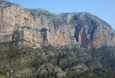 Montaña El Montgó
