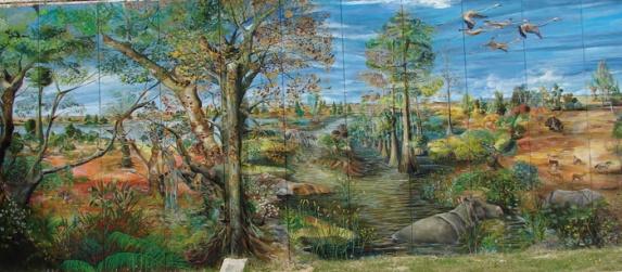 Mural Somosaguas