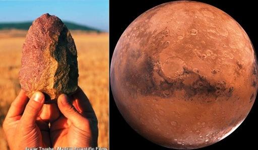 De Atapuerca a Marte