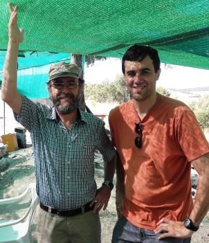 Batallones. Mauricio Antón. Manuel Salesa