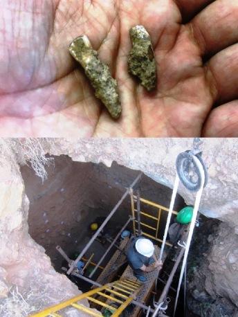 Sima de las Palomas. Two neandertal teeth
