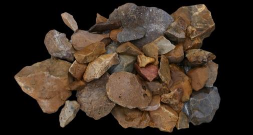 Stone tools Sulawesi Indonesia