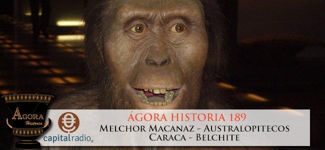 Ágora Historia 189