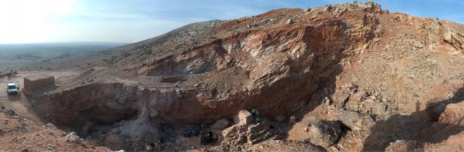 Jebel Irhoud yacimiento