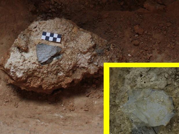Cueva Negra: poblamiento humano del sureste de la península ibérica hace casi un millón deaños