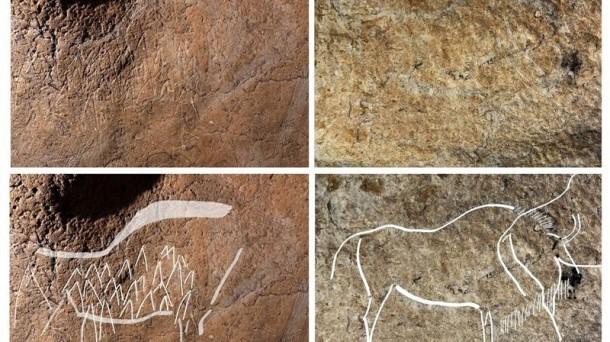 Arte rupestre Atxurra