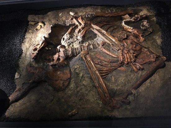 Kebara-2 neandertal