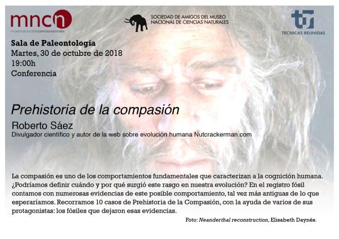 Prehistoria de la compasión