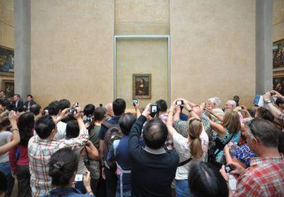 Gioconda Louvre