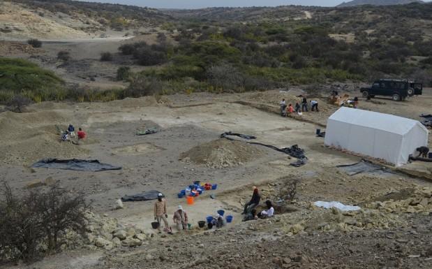 Un nuevo yacimiento en Olduvai y la organización espacial de los primeroshomininos