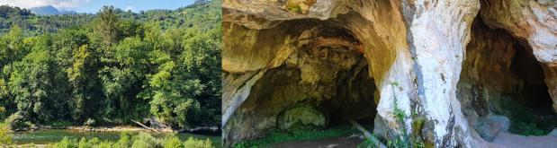 La Lluera: un gran santuario exterior de grabadospaleolíticos