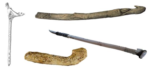 Propulsores: potencia y precisión para la caza en el Paleolíticosuperior